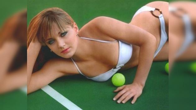Una tenista es la política más sexy de Rusia