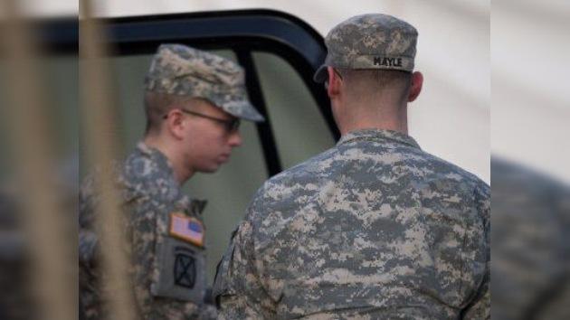 El soldado que abrió el grifo a WikiLeaks será juzgado por un tribunal militar