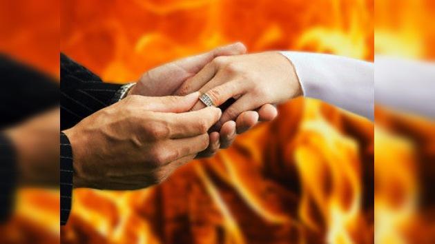 Casarse después de la muerte