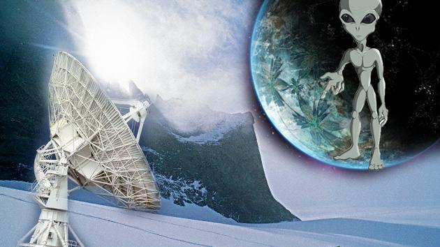 China buscará extraterrestres desde la Antártida