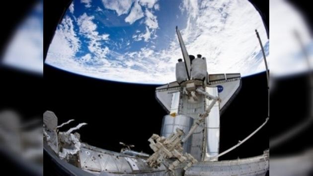 """Timothy Creamer: """"Es increíble ver la Tierra desde la órbita"""""""