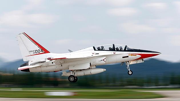 Los aviones de combate surcoreanos KF-X despegarán en el año 2023