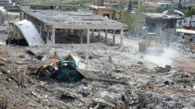 Siria promete responder a la agresión israelí
