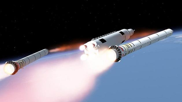 La NASA prepara el lanzamiento del mayor cohete del mundo para 2018