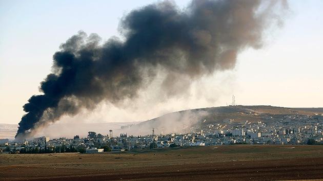 EE.UU. confirma un bombardeo contra un convoy del Estado Islámico en Irak