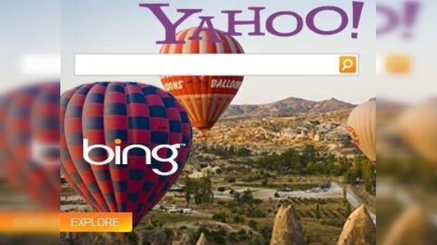 Yahoo! cambia su buscador por el Bing de Microsoft