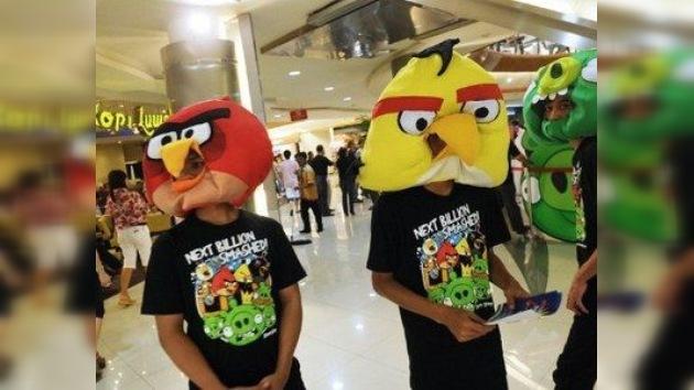 Los 'Angry Birds' tienen malas pulgas... y malos virus