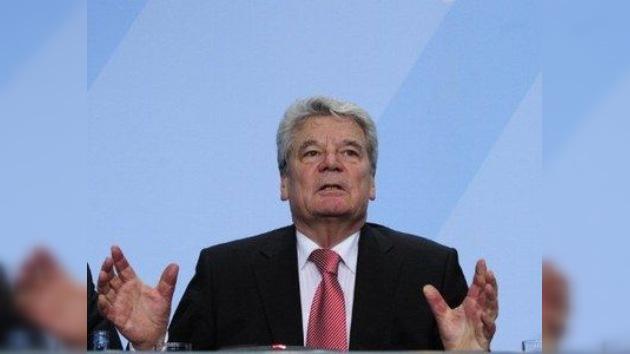 El ex disidente de la RDA Joachim Gauck será el nuevo presidente de Alemania