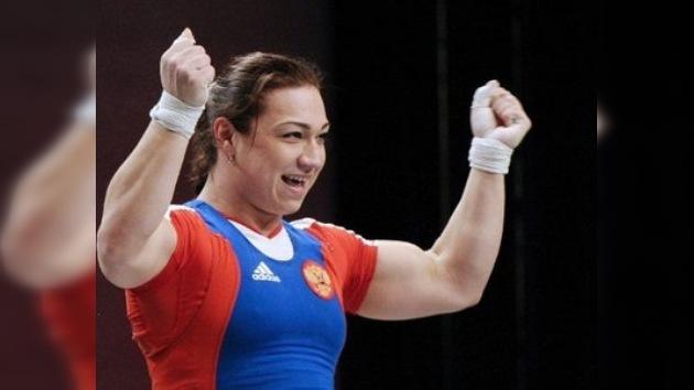 Rusia conquista su tercera medalla dorada en el Mundial de Hartelofilia