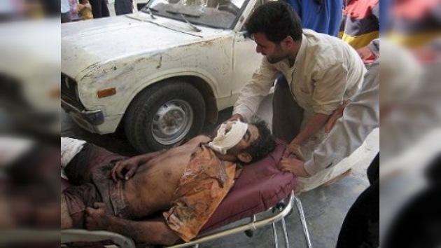 Ola de atentados terroristas en Iraq