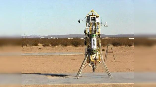 Superadas con éxito pruebas de despegue, vuelo y aterrizaje vertical