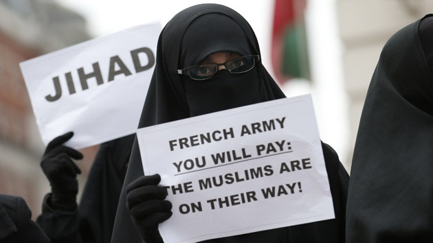 """Experto: """"La intifada está tocando a la puerta de Europa"""""""