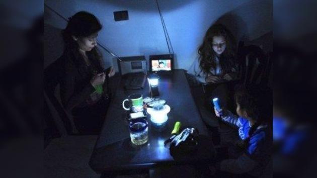 El 97% del sistema eléctrico chileno ha sido recuperado