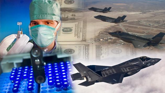 La revista 'Forbes' recomienda a EE.UU. invertir en ciencia y no en guerra
