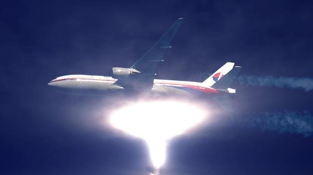 Ayuda del espacio: La NASA se suma a la búsqueda del avión de Malasia desaparecido