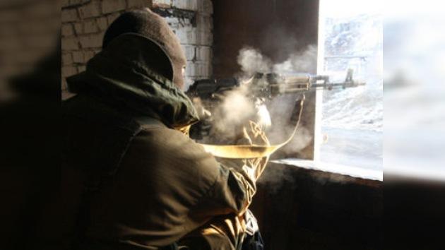 La ciudad caucasiana de Nálchik sufre varios ataques de grupos armados