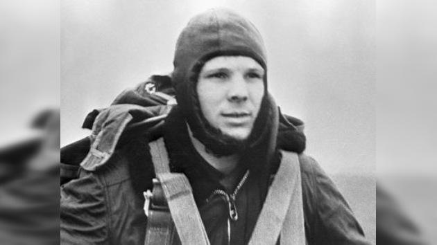 Serán publicados los documentos secretos sobre el vuelo de Gagarin