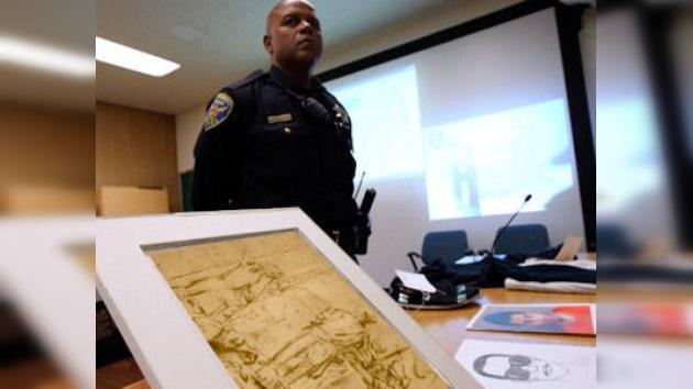 Encuentran el Rembrandt robado en un hotel de California