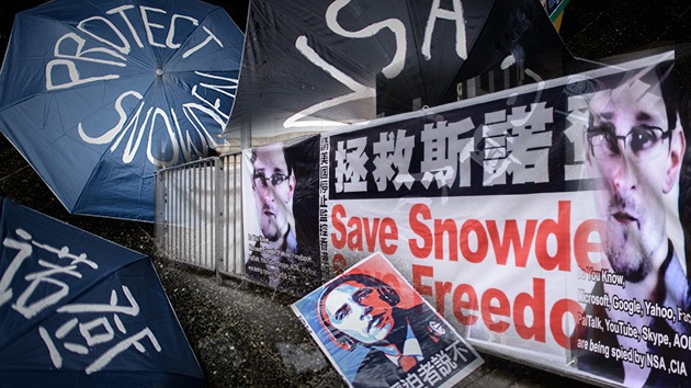 Caso Edward Snowden