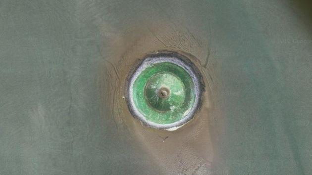 Fotos: Las imágenes más misteriosas captadas por las cámaras de Google Maps