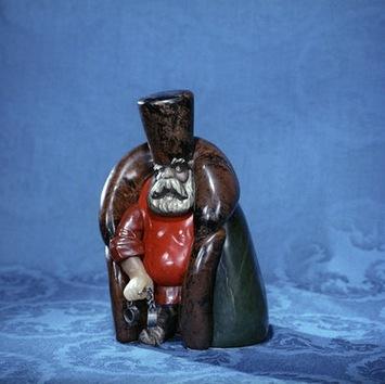 Las obras del 'Fabergé del siglo XX'