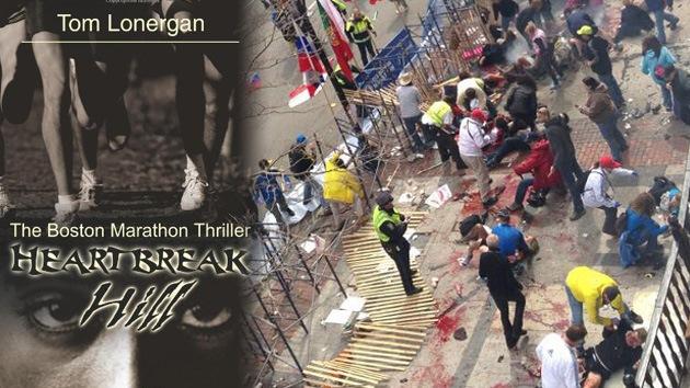 Un escritor predijo el atentado de Boston hace 11 años
