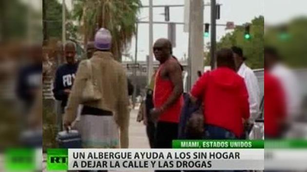 Una segunda oportunidad para los mendigos de Miami