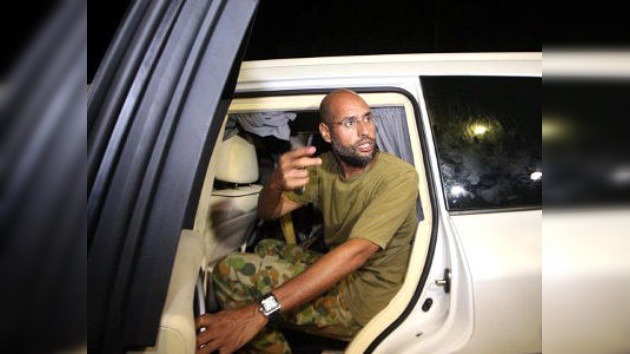 En Libia exigen juicio para Saif al-Islam Gaddafi