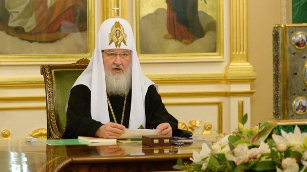 """Patriarca ruso: """"La adicción a Internet es la esclavitud de la conciencia"""""""
