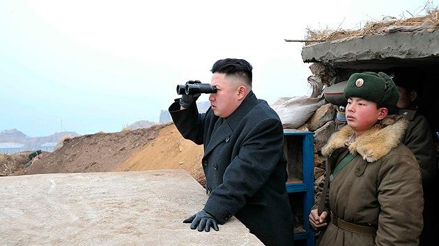 Corea del Norte: Kim Jong-un llama a su Ejército a prepararse contra EE.UU.