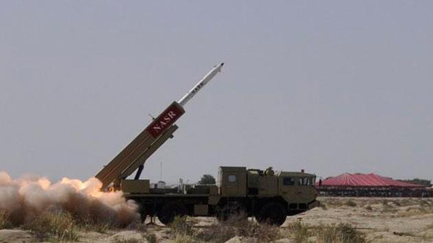 Pakistán probará de nuevo un misil balístico