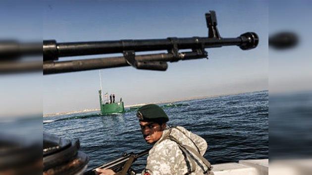 Irán vuelve a realizar maniobras marítimas en Ormuz