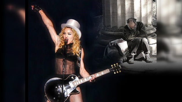 """El hermano pobre de Madonna se lamenta: """"¿por qué ella es millonaria y yo un vagabundo?"""""""