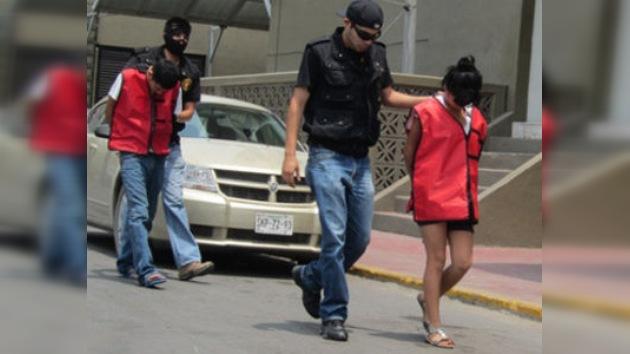 Arrestan en México a dos menores vinculados a 13 asesinatos de Los Zetas