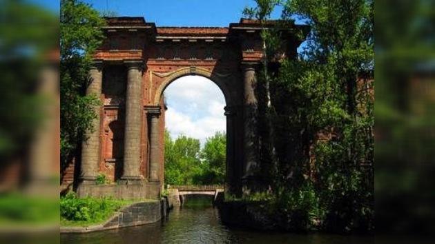 Famosos arquitectos elaboran proyecto de  Nueva Holanda en San Petersburgo