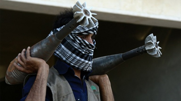 La Casa Blanca podría encargar al Pentágono el entrenamiento de los rebeldes sirios