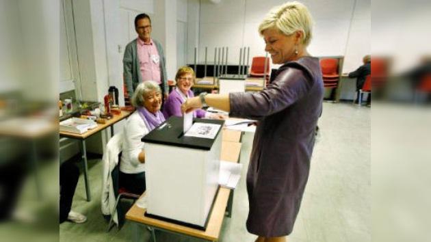 Sangría de votos en el partido derechista donde militó el 'monstruo noruego'