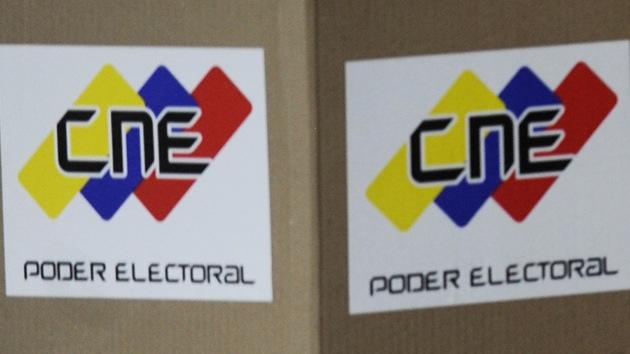 Concluye la jornada electoral en Venezuela