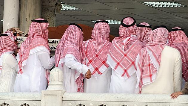 Arabia Saudita, 'banco' de los rebeldes sirios