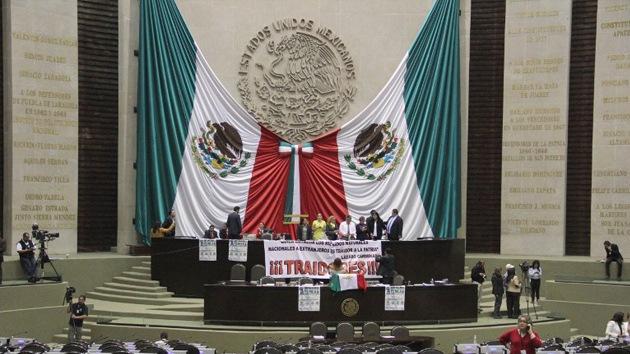 La Cámara de Diputados de México aprueba la reforma del sector petrolero