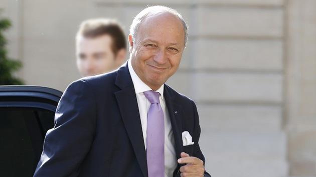 """Francia se unirá """"si es necesario"""" a los bombardeos de EE.UU. contra el EI en Irak"""