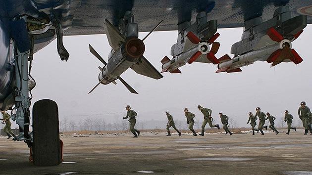 """Corea del Norte amenaza con """"lanzar un primer golpe"""" contra una isla surcoreana"""