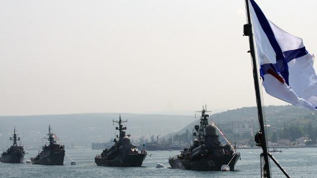 Rusia restablece su presencia naval en el Mediterráneo