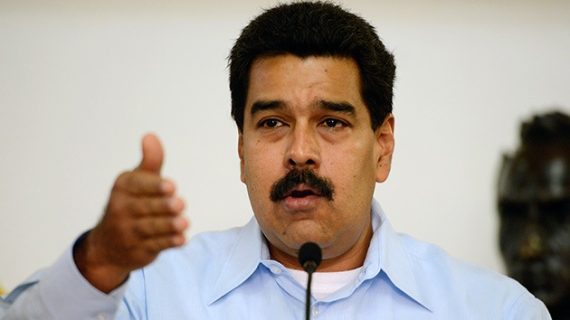 Maduro: Denuncio a la Agencia France Press (AFP) porque está a la cabeza de la manipulación
