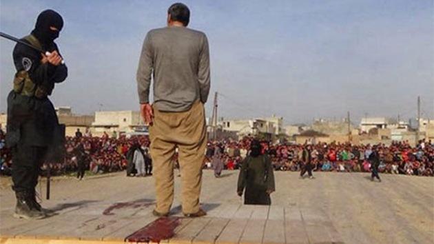 Estado Islámico captura y decapita a 9 combatientes kurdos en Siria