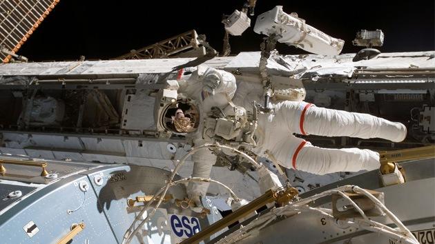 La Agencia Espacial Europea experimenta con células humanas en el espacio
