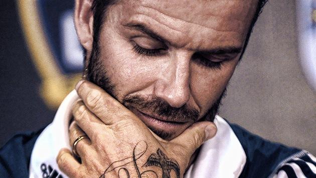 David Beckham: millón arriba, millón abajo