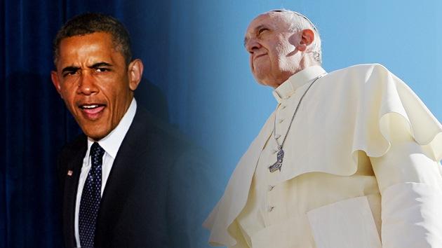"""""""Obama forma parte del teatro Bilderberg y el papa Francisco es enemigo del club"""""""