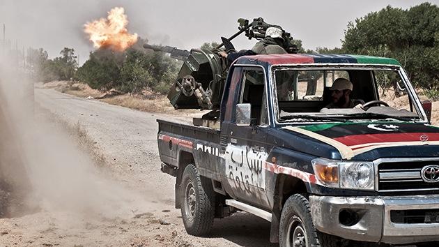 Moscú solicita que EE.UU. dé explicaciones sobre suministros de armas a Libia