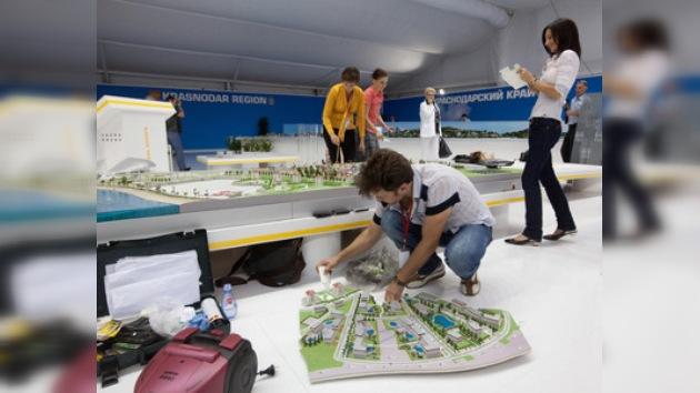 Inicia el Foro Internacional de Inversión en Sochi